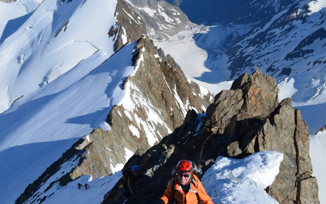 Finsteraarhorn 4.274m