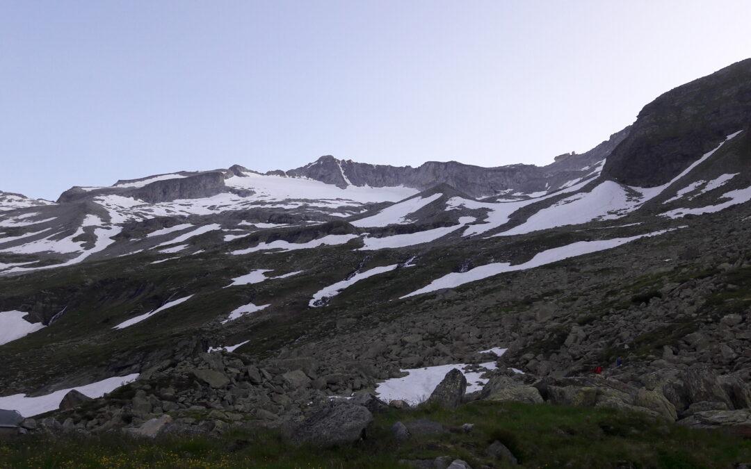 Hochalmspitze 3.360m