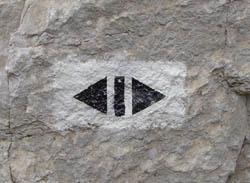 Horolezecké značky