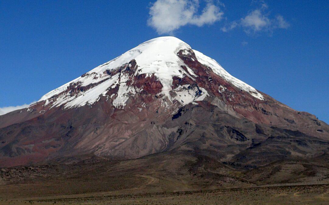 Ekvádor 2020