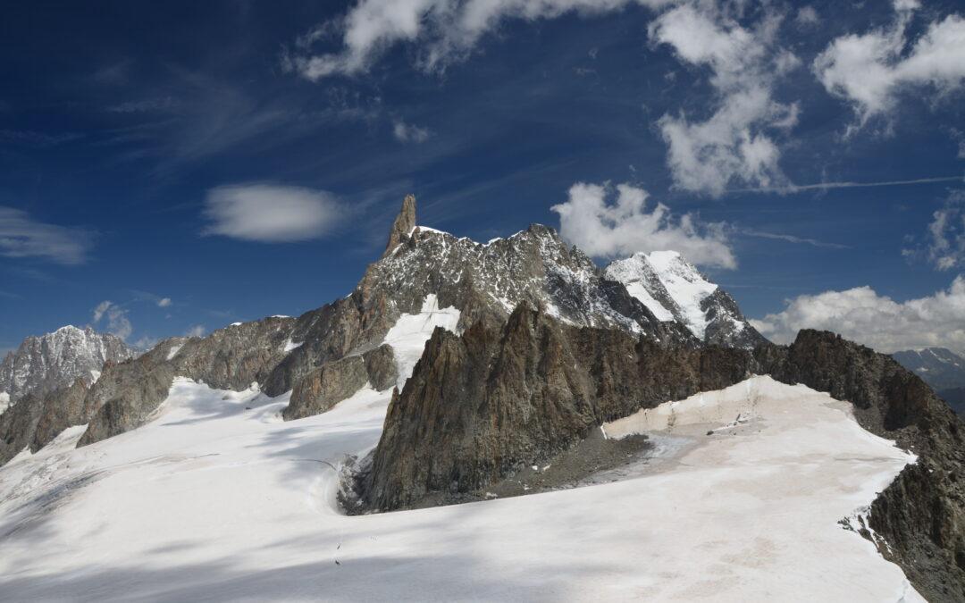 Dent du Géant 4.043m