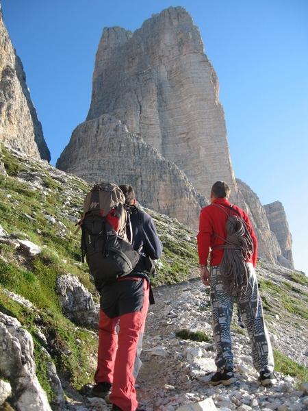 Alpská trojkombinace v létě roku 2007