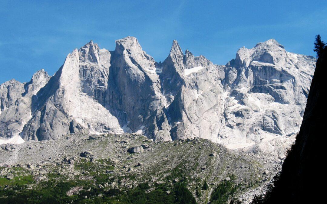 Piz Badile 3.305m – Bergel