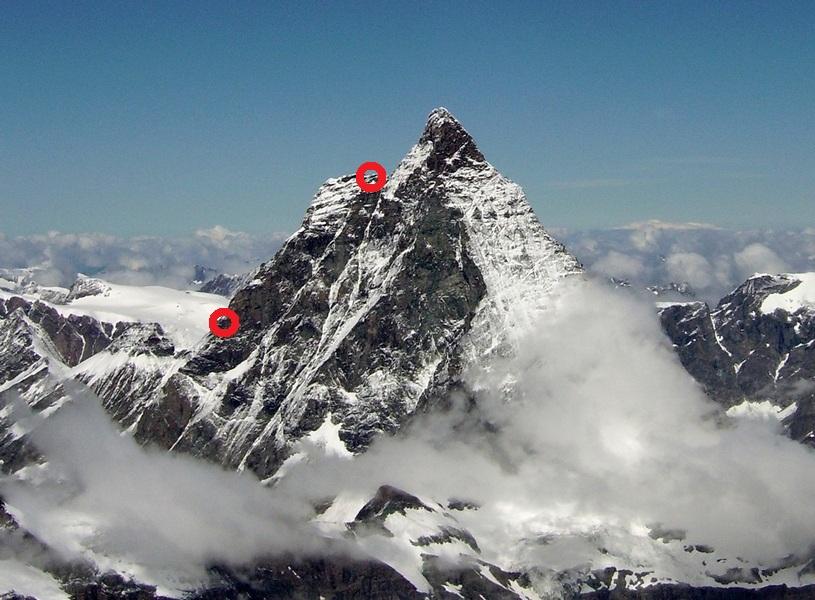 Dva pokusy o Matterhorn
