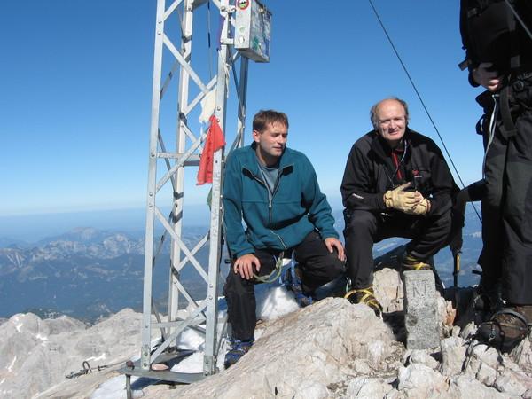 Hoher Dachstein 2.995m