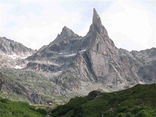 Letní sezóna v Dauphinských Alpách