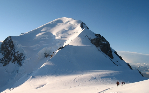 Mont Blanc 4.810m
