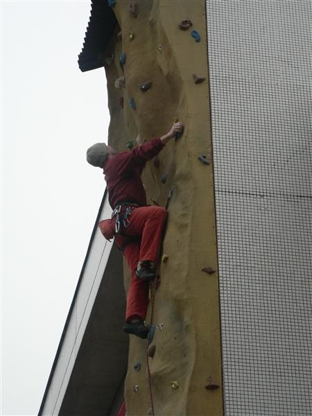 Novoroční lezení 2010