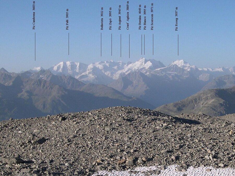 Piz Kesch 3.417m