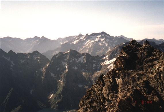 Přímořské Alpy – Alpi Marittime