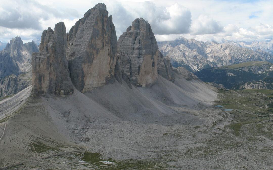 Tre Cime di Lavaredo – Sextenské Dolomity