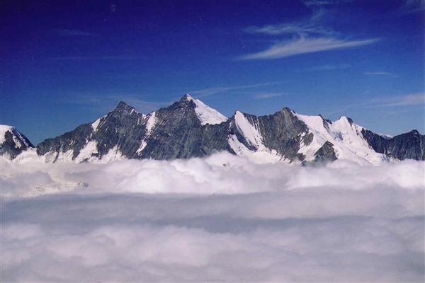 Tři vrcholky Walliské