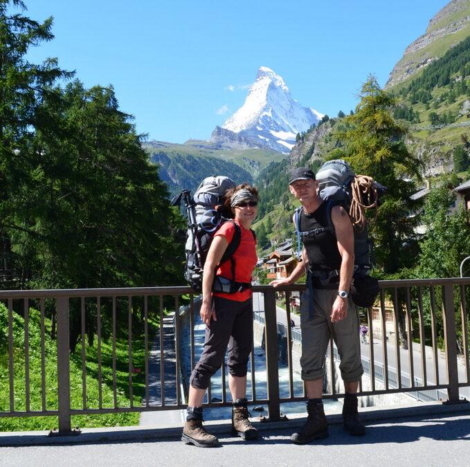 Walliské Alpy – Monte Rosa